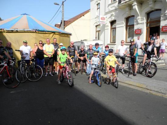 Rallye Familial de la ducasse des Mignons 2012