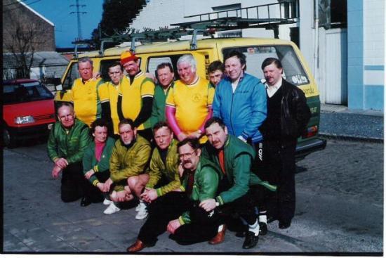 les membres en 1992
