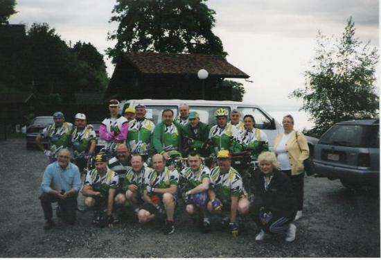 tour du lac Léman 1999