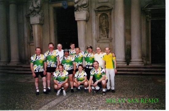 Milan-san Rémo 1995